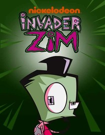 Invader Zim: Backseat Drivers from Beyond the Stars
