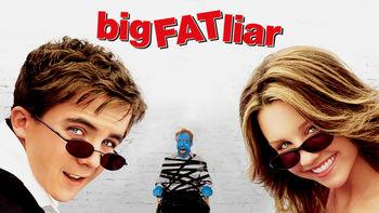 Netflix box art for Big Fat Liar