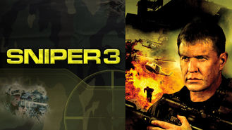 Netflix box art for Sniper 3