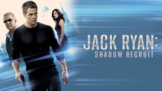 Netflix box art for Jack Ryan: Shadow Recruit
