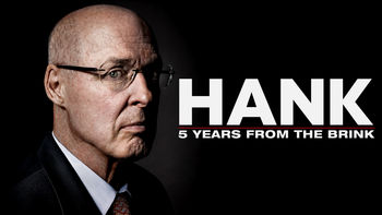 Netflix box art for Hank: Five Years from the Brink