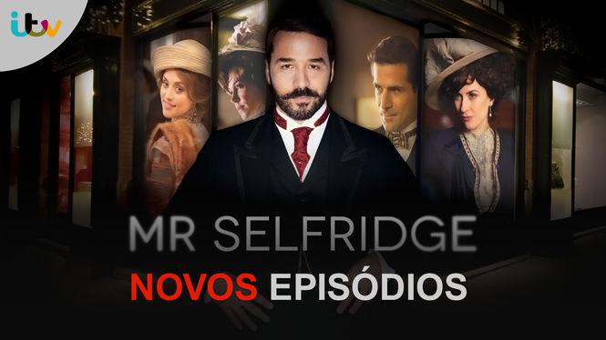 Mr. Selfridge | filmes-netflix.blogspot.com