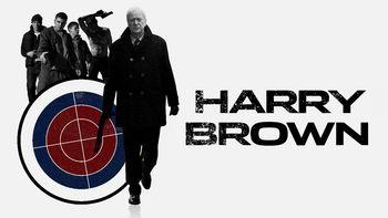 Netflix box art for Harry Brown