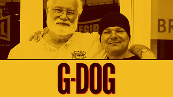 Netflix box art for G-Dog