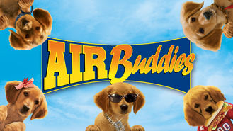 Netflix box art for Air Buddies