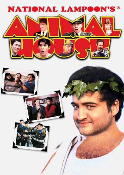 National Lampoon's Animal House Netflix BR (Brazil)