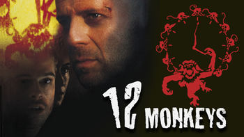 Netflix box art for 12 Monkeys