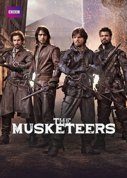 The Musketeers Netflix AR (Argentina)