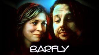Netflix box art for Barfly