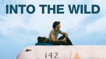 Netflix box art for Into the Wild