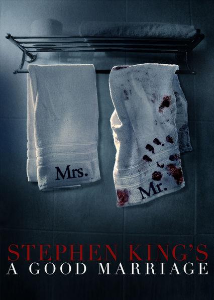 Stephen King's A Good Marriage Netflix UK (United Kingdom)