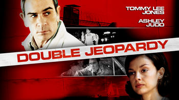 Netflix box art for Double Jeopardy