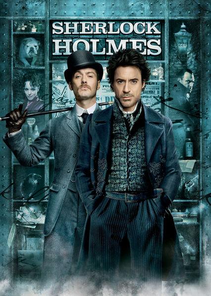 Sherlock Holmes Netflix AU (Australia)