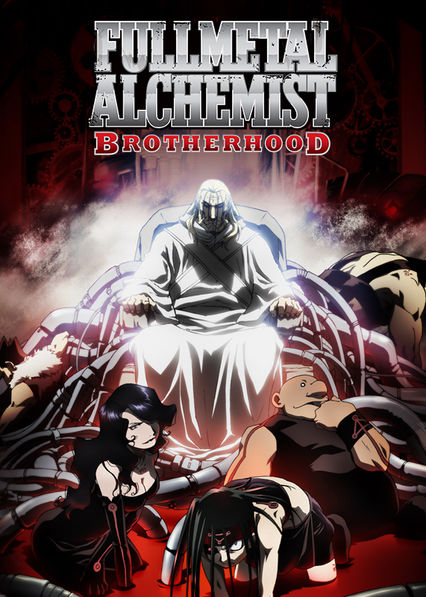 Fullmetal Alchemist: Brotherhood Netflix AR (Argentina)