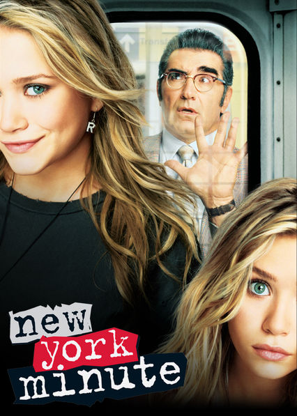New York Minute Netflix AR (Argentina)