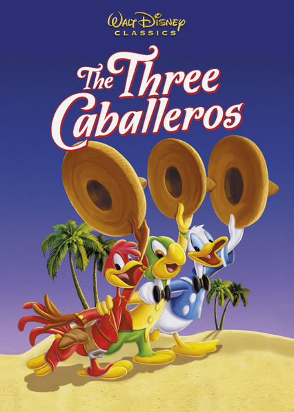 The Three Caballeros Netflix AR (Argentina)