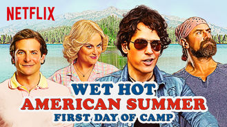 Netflix box art for Wet Hot American Summer - Season 1