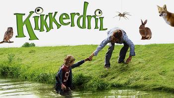 Netflix box art for Kikkerdril