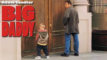 Netflix box art for Big Daddy