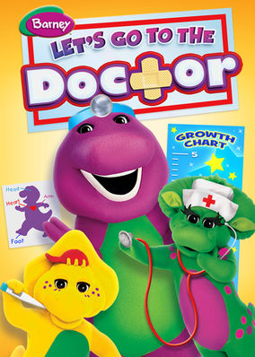 Barney: Let's Go to the Doctor Netflix US (United States)