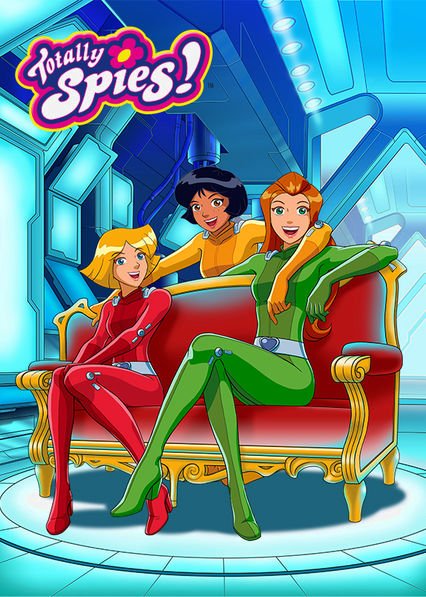 Totally Spies! Netflix BR (Brazil)