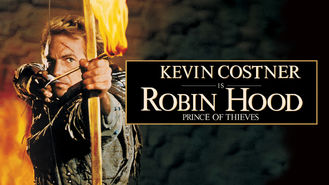 Netflix Box Art for Robin Hood: Prince of Thieves