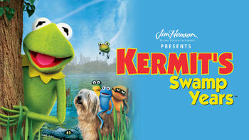 Netflix box art for Kermit's Swamp Years