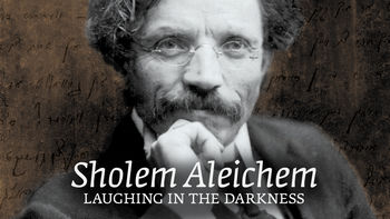 Netflix box art for Sholem Aleichem: Laughing in the Darkness