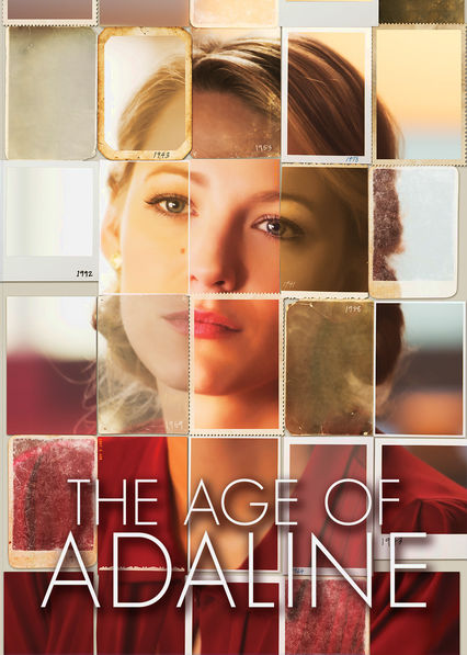 The Age of Adaline Netflix AR (Argentina)