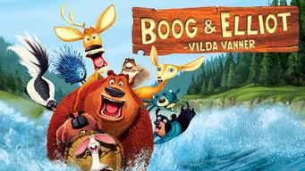 Boog & Elliot - Vilda vänner