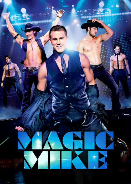 Magic Mike Netflix KR (South Korea)