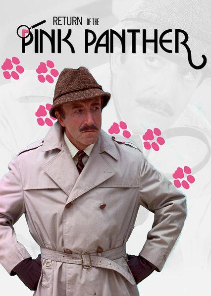 The Return of the Pink Panther Netflix UK (United Kingdom)