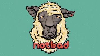 Netflix box art for NotBad
