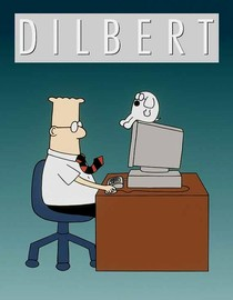 Dilbert: The Complete Series: The Security Guard