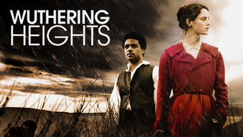 Netflix box art for Wuthering Heights