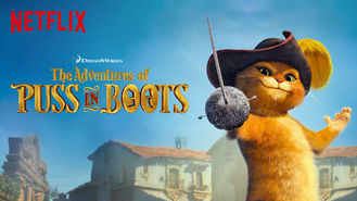 Netflix box art for The Adventures of Puss in Boots - Season 1