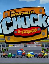 The Adventures of Chuck & Friends: Season 2: Commercial Trucks / Rowdy the Rockstar