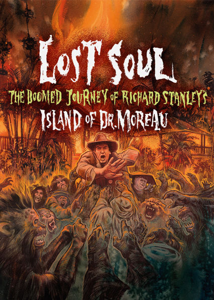 Lost Soul: The Doomed Journey of Richard Stanley's Island of Dr. Moreau Netflix AU (Australia)