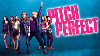Netflix box art for Pitch Perfect