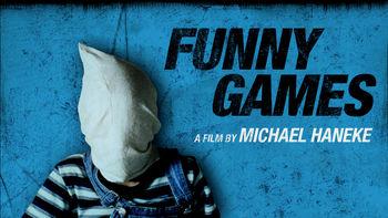 Netflix box art for Funny Games