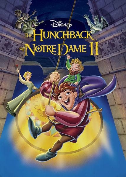 The Hunchback of Notre Dame II Netflix BR (Brazil)