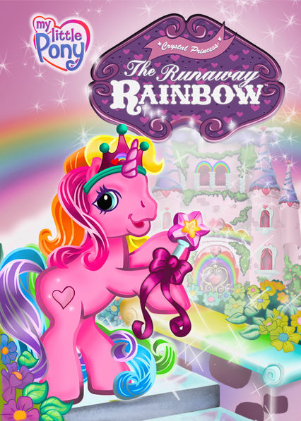 My Little Pony: The Runaway Rainbow Netflix BR (Brazil)