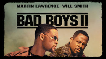 Netflix box art for Bad Boys II