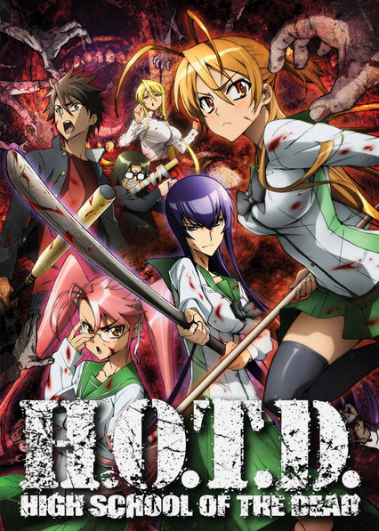 High School of the Dead Netflix ES (España)
