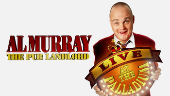 Netflix box art for Al Murray: The Pub Landlord - Live at...