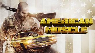 Netflix box art for American Muscle