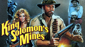 Netflix Box Art for King Solomon's Mines