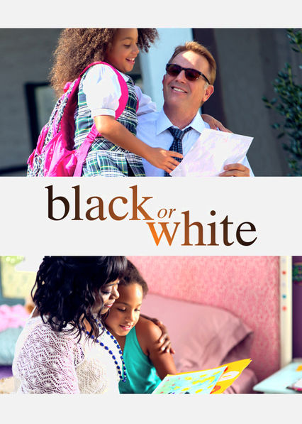 Black or White Netflix CL (Chile)