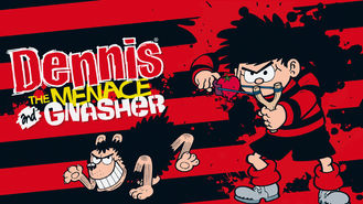 Netflix Box Art for Dennis the Menace and Gnasher - Season 1