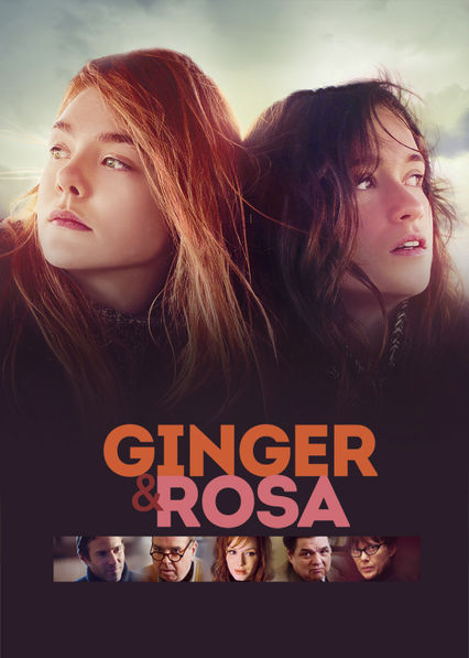 Ginger and Rosa Netflix UY (Uruguay)